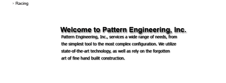 Pattern Engineering, Inc.
